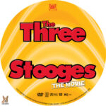 The Three Stooges (2012) R1 Custom Label
