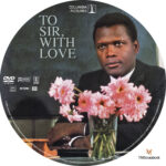 To Sir With Love (1966) R1 Custom Label