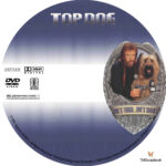 Top Dog (1995) R1 Custom label