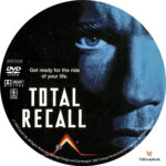 Total Recall (1990) R1 Custom Label
