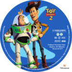 Toy Story 2 (1999) R1 Custom label