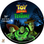 Toy Story of Terror (2013) R1 Custom Label