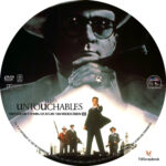 The Untouchables (1987) R1 Custom Label