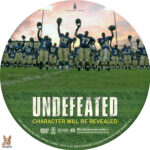 Undefeated (2011) R1 Custom label
