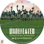 Undefeated (2011) R1 Custom label