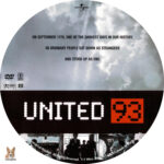 United 93 (2006) R1 Custom Labels