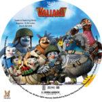 Valiant (2005) R1 Custom label