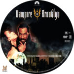 Vampire in Brooklyn (1995) R1 Custom Label