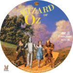The Wizard of Oz (1939) R1 Custom Label
