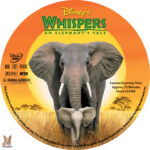 Whispers – An Elephant's Tale (2000) R1 Custom labels
