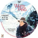 White Fang (1991) R1 Custom labels