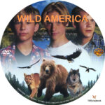 Wild America (1997) R1 Custom Label