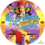 Willy Wonka & the Chocolate Factory (1971) R1 Custom label