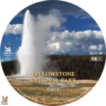 Yellowstone National Park (1993) R1 Custom label