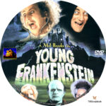 Young Frankenstein (1974) R1 Custom Label