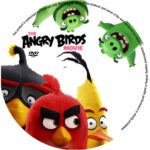 The Angry Birds Movie (2016) R0 CUSTOM Label