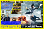 The Brothers Grimsby (2016) R1 Custom Cover