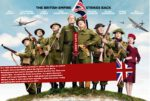 Dad's Army (2016) R0 CUSTOM Cover & label