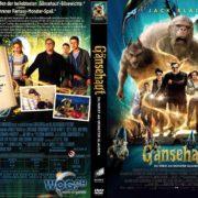 Gänsehaut (2016) R2 GERMAN Custom Cover