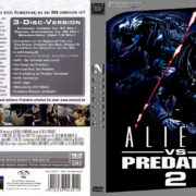 Alien vs Predator 2 (Century³ Cinedition) (2008) R2 GERMAN Cover