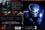Alien vs Predator 2 (Extended Version) (2008) R2 GERMAN Covers