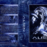 Alien Anthology (1-4) (1979 – 1997) R2 GERMAN Custom Cover