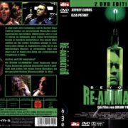 Beyond Re-Animator (2004) R2 GERMAN Cover