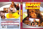 Bigfoot und die Hendersons (1987) R2 GERMAN Cover