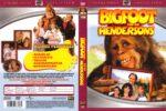Bigfoot und die Hendersons (1987) R2 GERMAN Cover