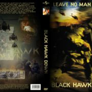 Black Hawk Down (2001) R2 GERMAN Custom Cover
