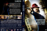 Agent Carter: Staffel 1 (2015) R2 German Custom Cover & labels