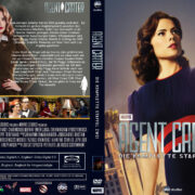 Agent Carter: Staffel 2 (2016) R2 German Custom Cover & labels