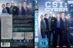 CSI Cyper Staffel 2 (2015) R2 German Custom Cover & labels
