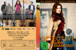 Detective Laura Diamond Staffel 1 (2014) R2 German Custom Cover & labels