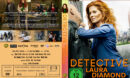 Detective Laura Diamond Staffel 2 (2015) R2 German Custom Cover & labels