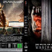 Warcraft – The Beginning (2016) R2 GERMAN Custom Cover