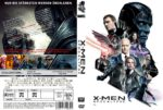 X-Men Apocalypse (2016) R2 GERMAN Custom Cover