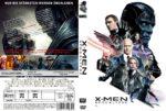 X-Men Apocalypse (2016) R2 GERMAN Custom Cover
