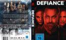 Defiance Staffel 2 (2014) R2 German Custom Cover & labels