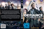 Defiance Staffel 1 (2013) R2 German Custom Cover & labels