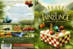 Die Winzlinge – Operation Zuckerdose (2016) R2 GERMAN Custom Cover