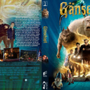 Gänsehaut (2015) R2 German Custom Blu-Ray Cover & labels