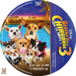 Beverly Hills Chihuahua 3 (2012) R1 Custom Label