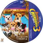 Beverly Hills Chihuahua 3 (2012) R1 Custom Label