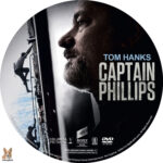 Captain Phillips (2013) R1 Custom Labels