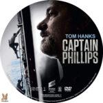 Captain Phillips (2013) R1 Custom Labels