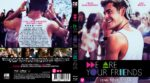 We Are Your Friends (2015) R2 Blu-Ray Dutch Cover