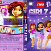 Lego Friends Girlz 4 Life (2016) R1 Custom DVD Cover