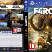 Far Cry Primal (2016) PS4 Italy Cover