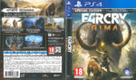 Far Cry Primal Special Edition (2016) PS4 Italy Cover